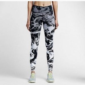 Nike legendary waterfall leggings, tights, S, GUC